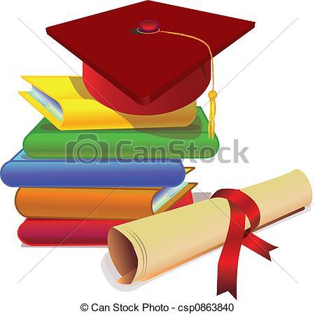 Estudio clipart Graduation Cartoon 14 101 Art