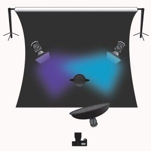 Actor clipart studio light Beauty + lighting Rim Lighting