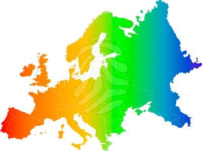 Europe clipart Map Free clipart European clip