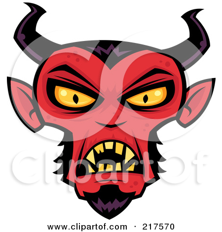 Monster clipart demon Devil Devil 117 Clipart #159