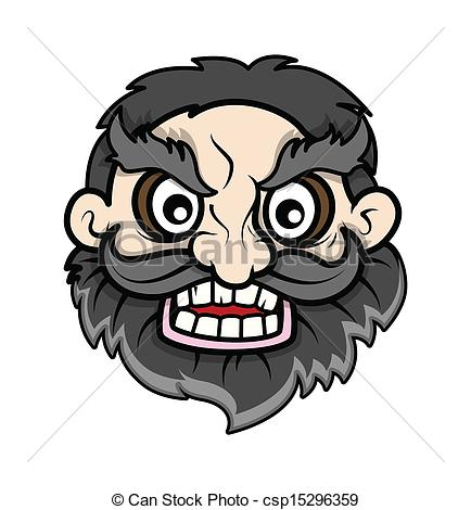 Evil clipart Evil Face Clipart Cartoon Character Evil Drawing Evil