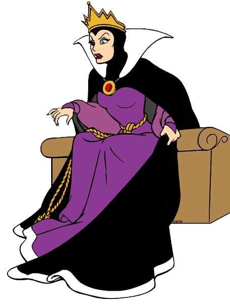 Evil clipart Evil Person Clipart On Images Clip and Queen