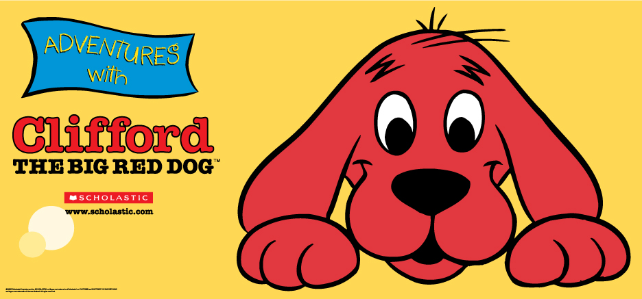 Clifford clipart yellow dog Exhibits Science Special Worth Fort