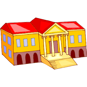 Museum clipart museo #1