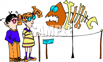 Museum clipart cartoon #6