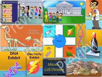 Planet clipart science collage Best Graphics $ Science for