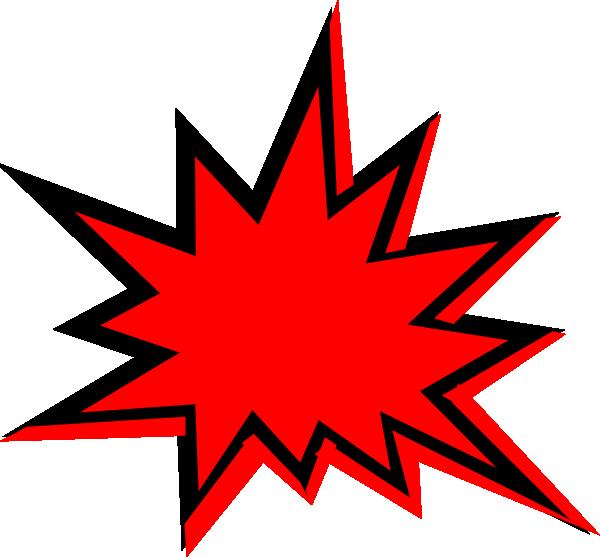 Explosion clipart 2 Explosion art tumundografico Explosion