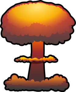 Explosions clipart fallout Nuclear Art Download Clip Explosion