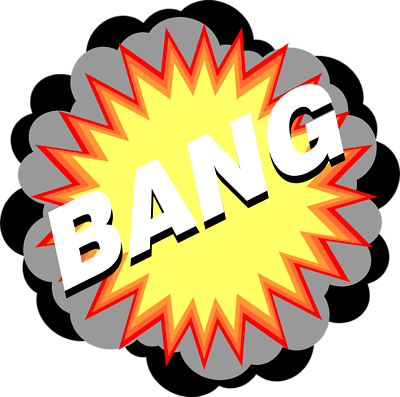 Larger clipart strong Cliparting clip 3 com Explosion