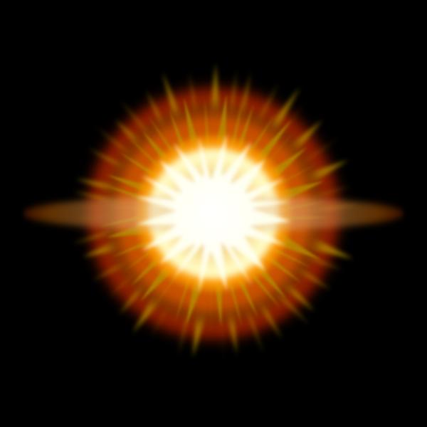Cosmic clipart animated Public Clker Art domain Cosmic