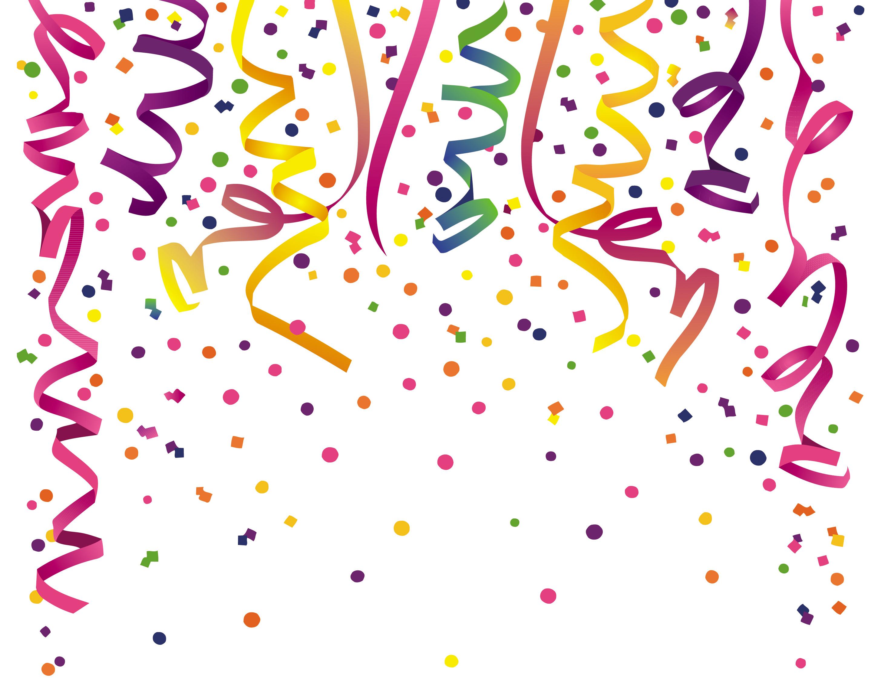 Celebration clipart confetti explosion Confetti Clip Art Clip magazine
