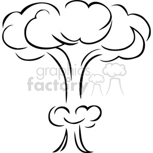 Explosions clipart black and white And explosion 173737 black black