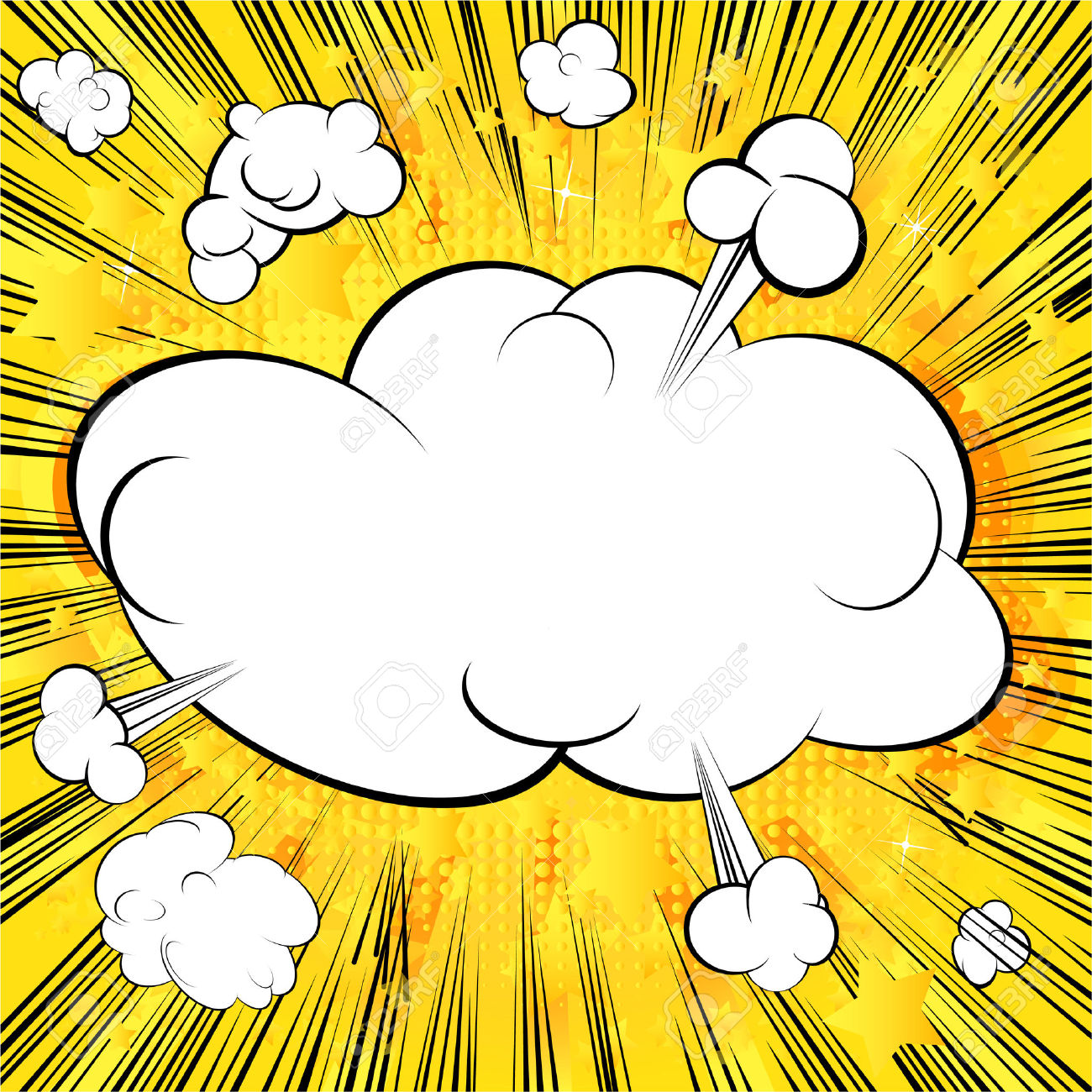 Explosions clipart blank Comic Search  Google comic
