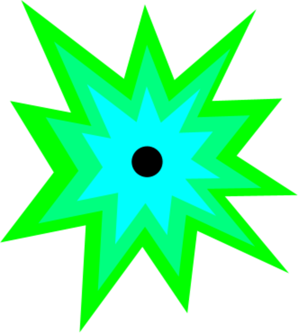 Explosions clipart blast Clipart blast of clip Art