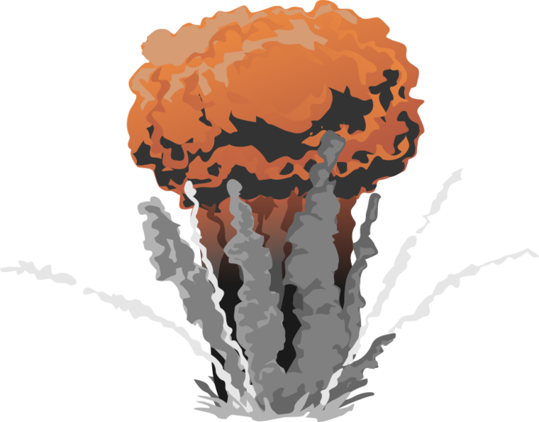 Clouds clipart bomb Images collection art free clip