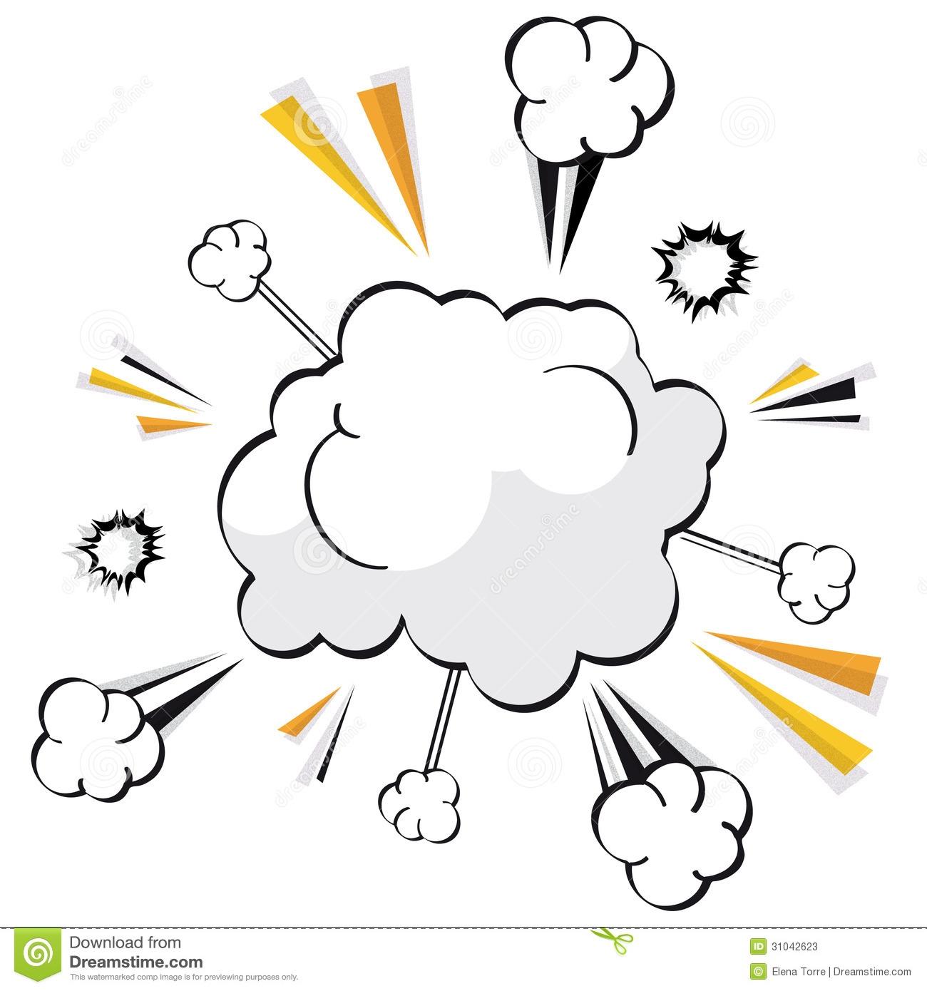 Explosions clipart cloud clipart Explosion Explosion Clipart Cloud com