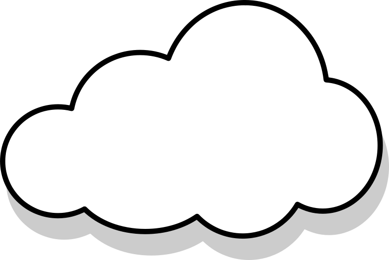 Explosions clipart cloud clipart  Tiny Clipart clip cloud