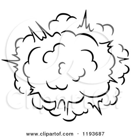 Explosions clipart cloud clipart Art Nuclear Clip Cloud clipartsgram