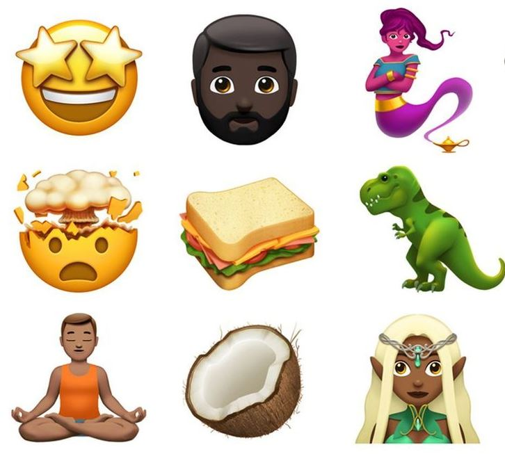 Explosions clipart emoji Guy new harrowing a Apple's