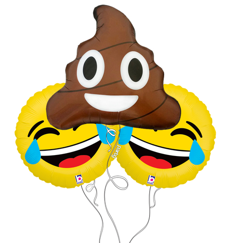 Explosions clipart emoji Explosions Balloon 3pk LOL Party