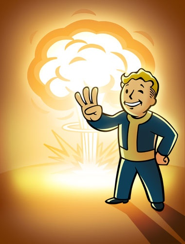 Explosions clipart fallout 25+ by Fallout Fallout perks