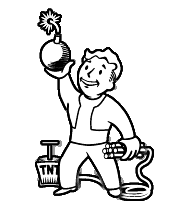 Explosions clipart fallout Powered Fallout Wiki by FANDOM