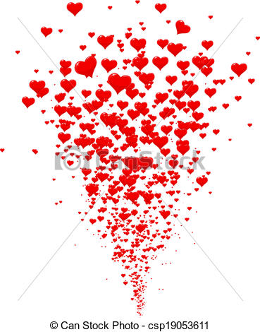 Explosions clipart heart Clip Eruption icons heart
