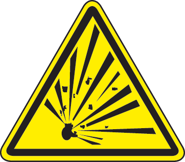 Danger clipart chemical safety Explosive Symbols Safety Laboratory List