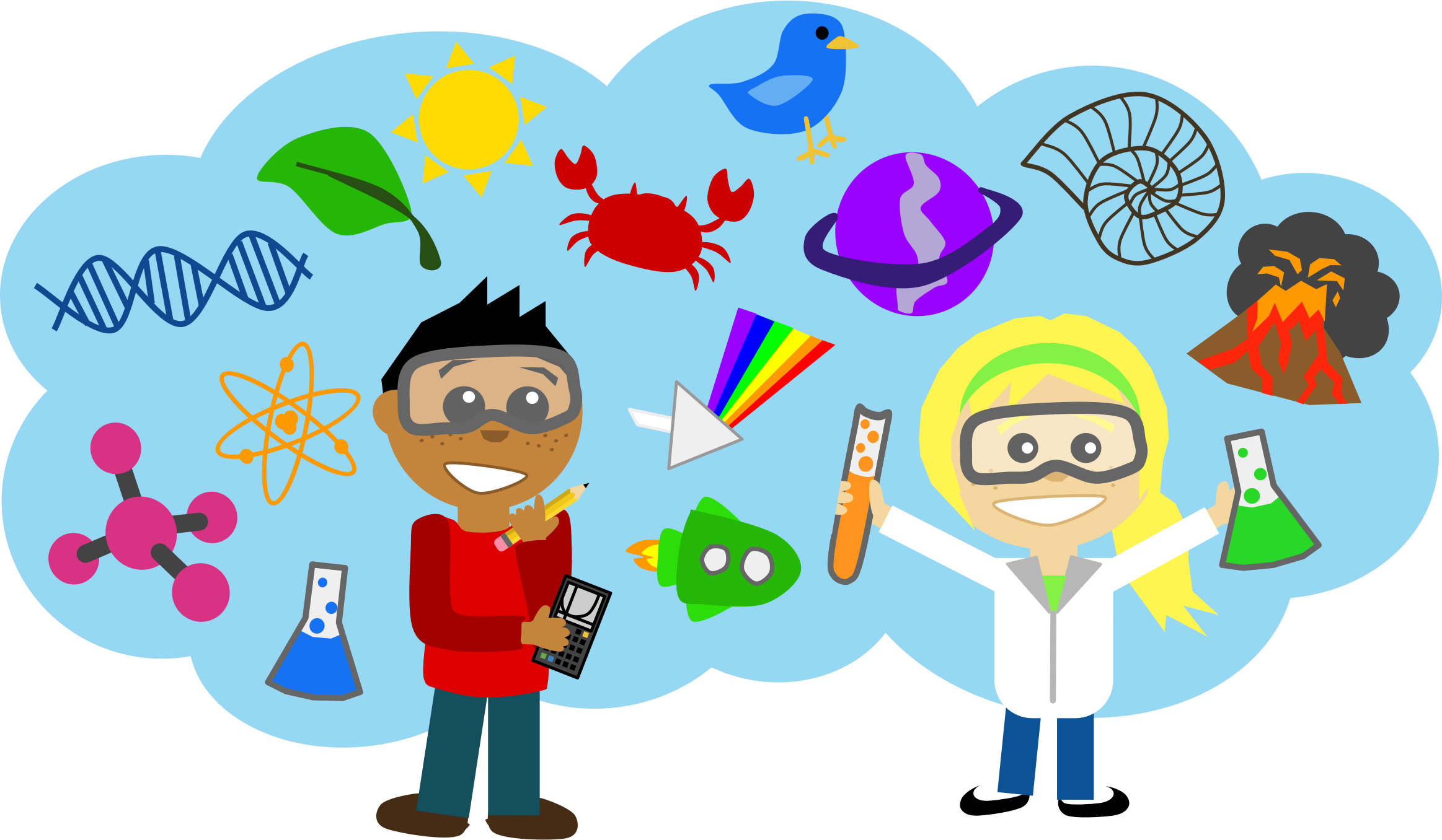 Science clipart elementary science Clipart Explosion Science Science Explosion