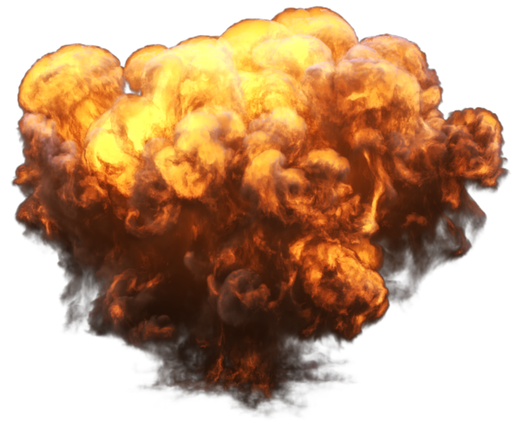 Explosions clipart mlg An Lily (Clapapella) March of