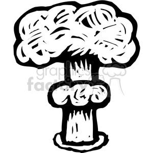 Explosions clipart mushroom cloud Mushroom Royalty cloud 173667 nuclear