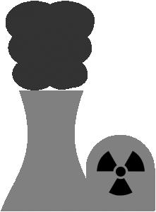 Explosions clipart nuclear power plant Plant Clip Nuclear Nuclear Art