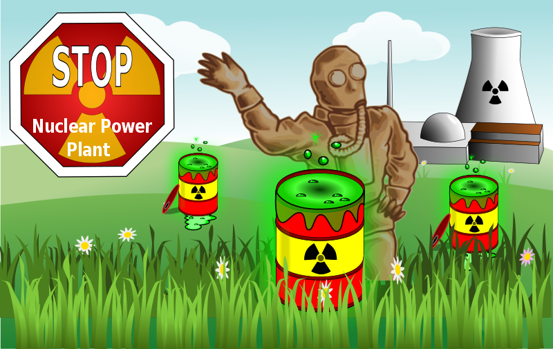 Explosions clipart nuclear power plant Download Plant Anti Stop Nuclear