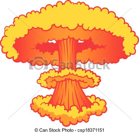 Explosions clipart nuke Clipart clipart drawings Download Nuke