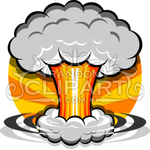 Explosions clipart scientist Cartoon Explosion Science png Explosion