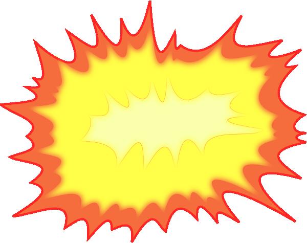 Battle clipart dynamite explosion #4