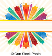 Explosions clipart star explosion 73 colorful Explosion  Illustrations
