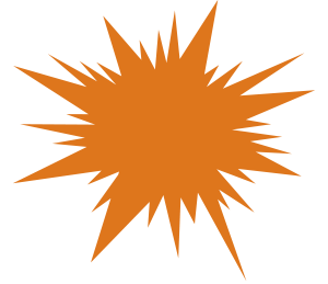 Explosions clipart star explosion Scientists wave be Shock nearby