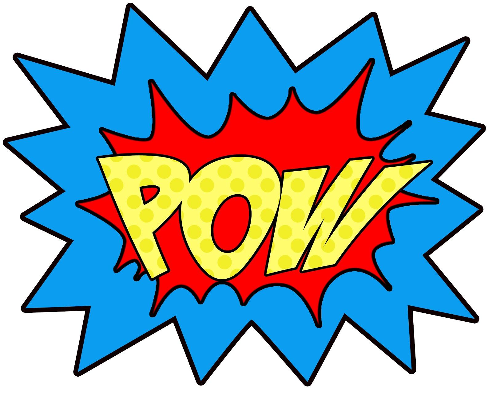 Saying clipart superhero #14