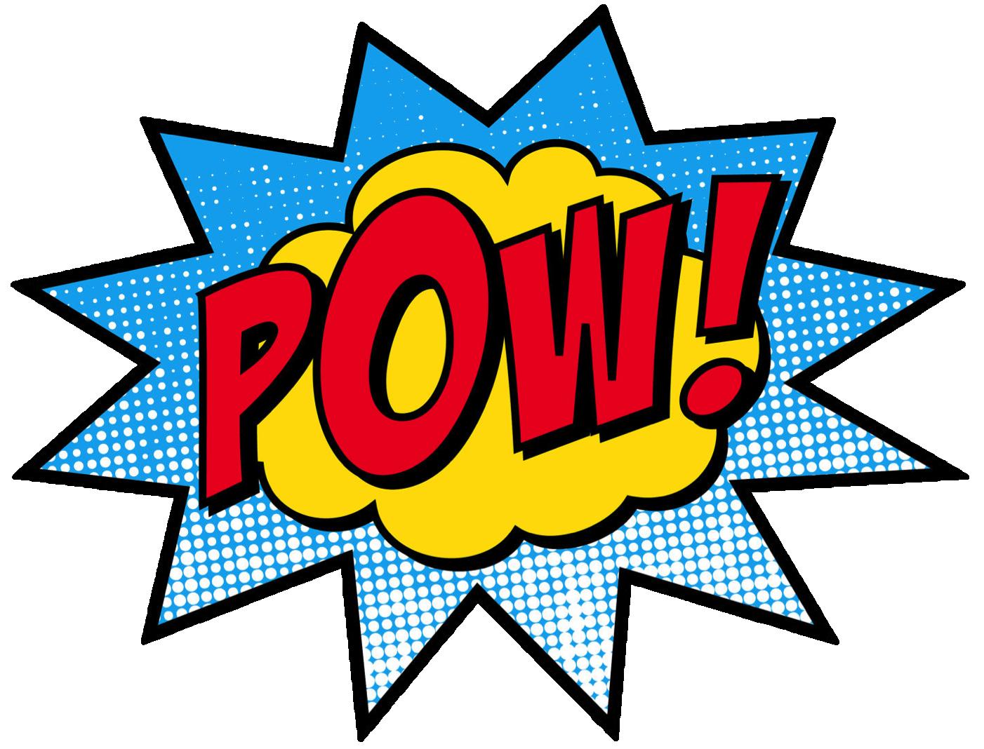 Comics clipart superhero #11