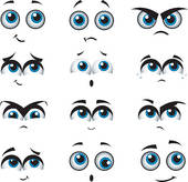 Expression clipart Cartoon GoGraph character Free Expression