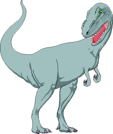 Extinct clipart #1