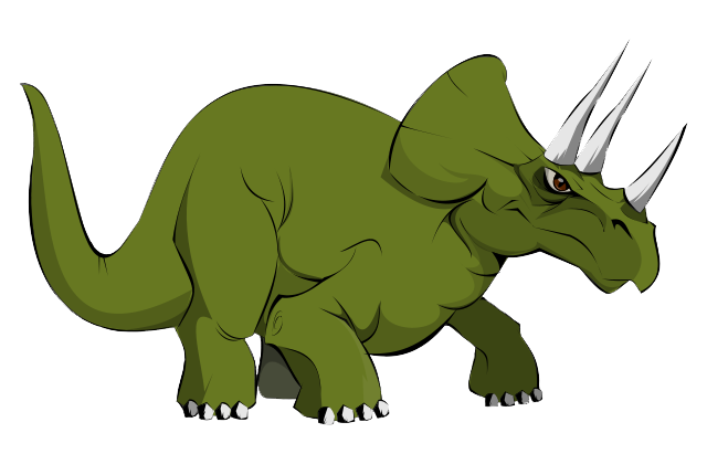 Extinct clipart #7
