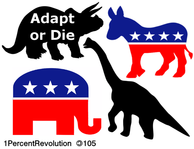 Extinct clipart #12