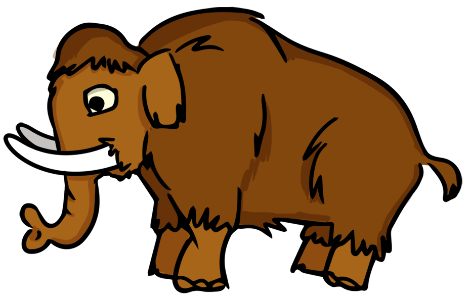 Extinct clipart #9