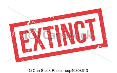 Extinct clipart #14