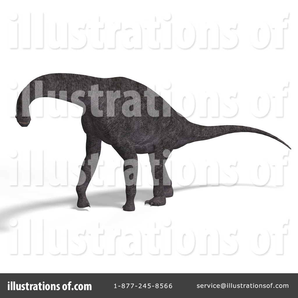 Brachiosaurus clipart extinct Ralf61 Illustration by #1071483 by