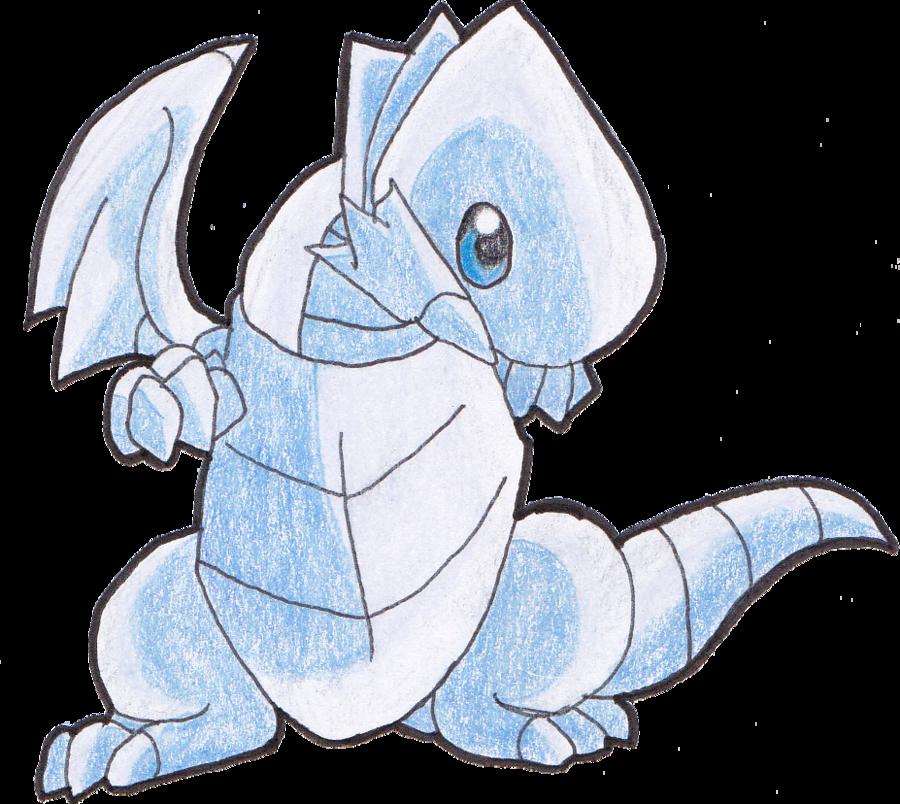 Blue Eyes clipart anime eye Clipart Clipart Chibi Dragon Blue
