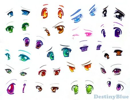 Eye clipart drunk #10