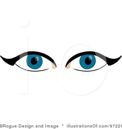 Blue Eyes clipart nose Tiny clipart royalty eyes Clipart